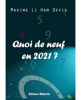 Quoi de Neuf en 2021