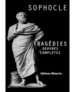 Sophocle Tragedies couv verso 2019